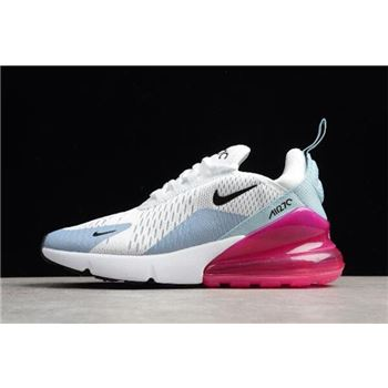 timeless design aa99f f120c WMNS Nike Air Max 270 Barely Grey Black-Light Pumice AH6789-004