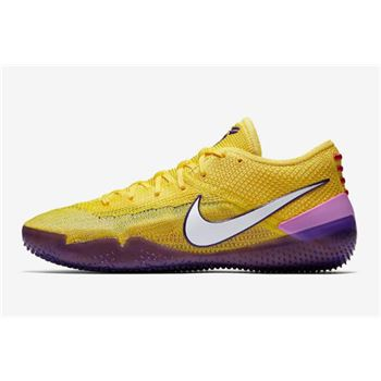 62b88dc63be Nike Kobe AD NXT 360 Lakers Yellow Strike White AQ1087-700