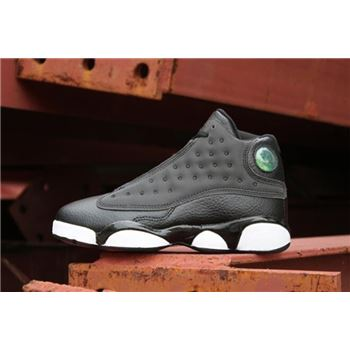 Girls Air Jordan 13 Retro GS Hyper Pink Black/Anthracite-Hyper Pink 439358-009
