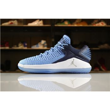 Men's Size Air Jordan 32 XXXII Low Win Like '82 University Blue For Sale