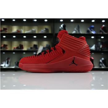 Air Jordan XXX2 Rosso Corsa Gym Red/Black
